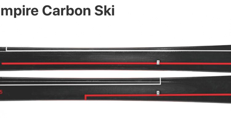 2016 G3 Empire Carbon Ski g3 ion 12 binding