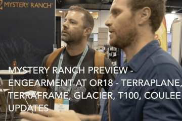 Mystery Ranch Backpack Preview