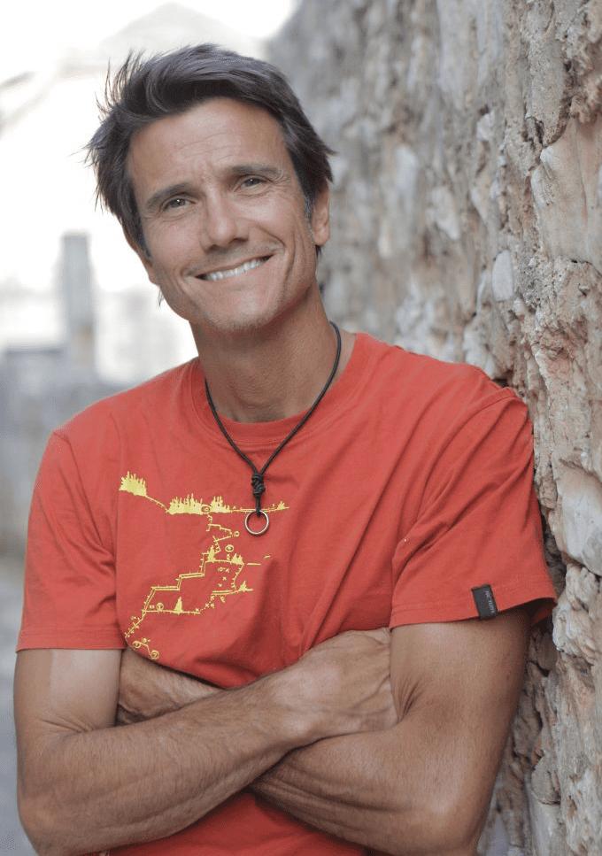 Colorado adaptive climber Craig DeMartino
