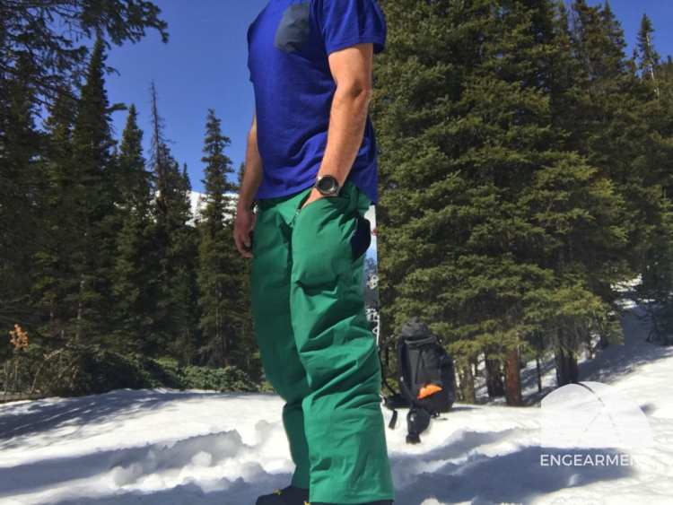 Patagonia Refugitive snow pants