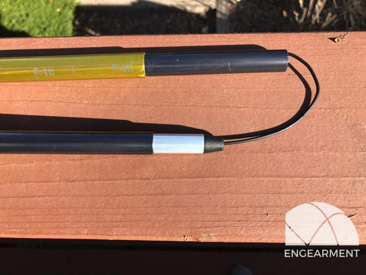 BCA Scepter 4S Splitboard Pole