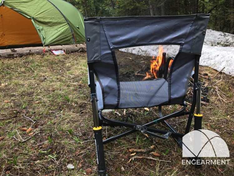 GCI Firepit Rocker Chair