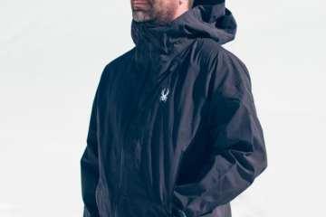 Spyder Eiger Shell Jacket