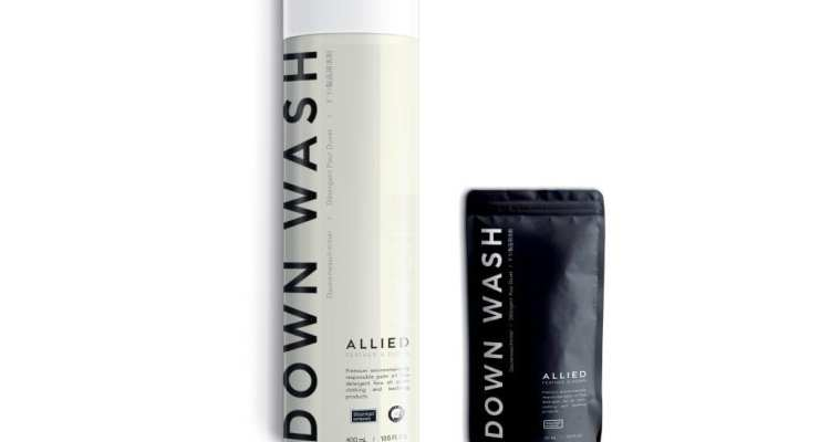 ALLIED downwash_bottle+sachet