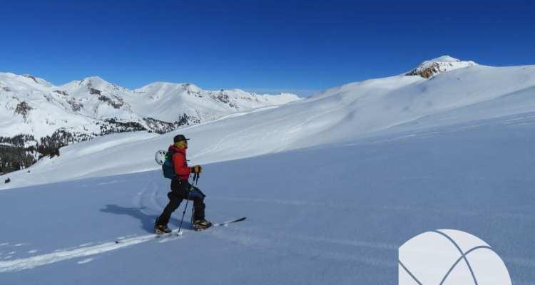 Decathlon Wed'ze Skimo 20 Ski Touring Backpack