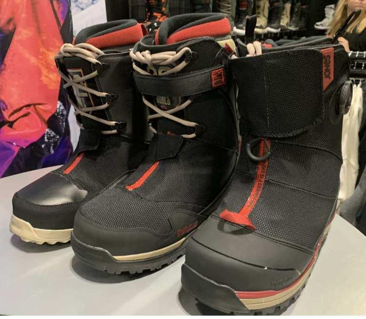 thirty two jones MTB boot