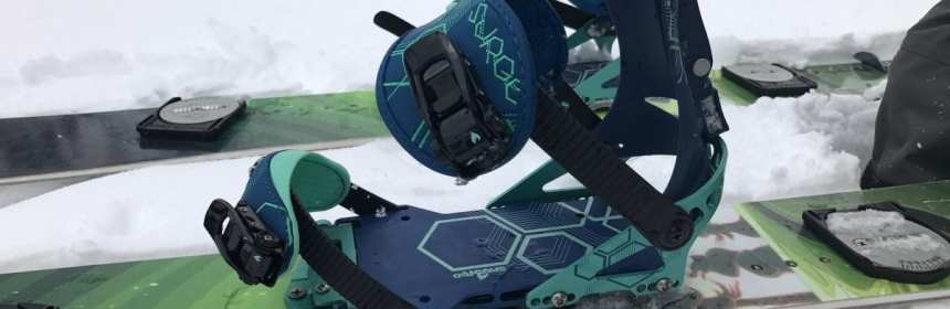 Spark R&D Women's Surge Splitboard Binding