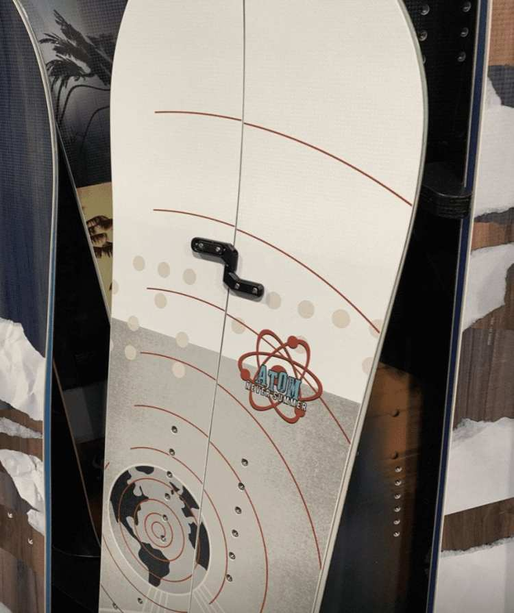 Never Summer Atom Splitboard