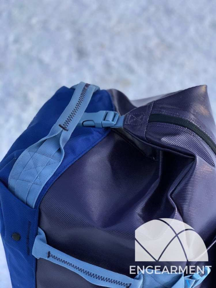 Eagle Creek Migrate Duffel - Recycled Windshields to Travel Bag 6
