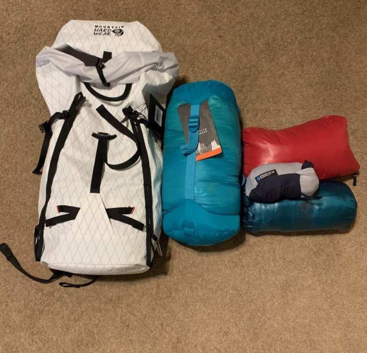 Mountain Hardwear Kit for Engearment reviews