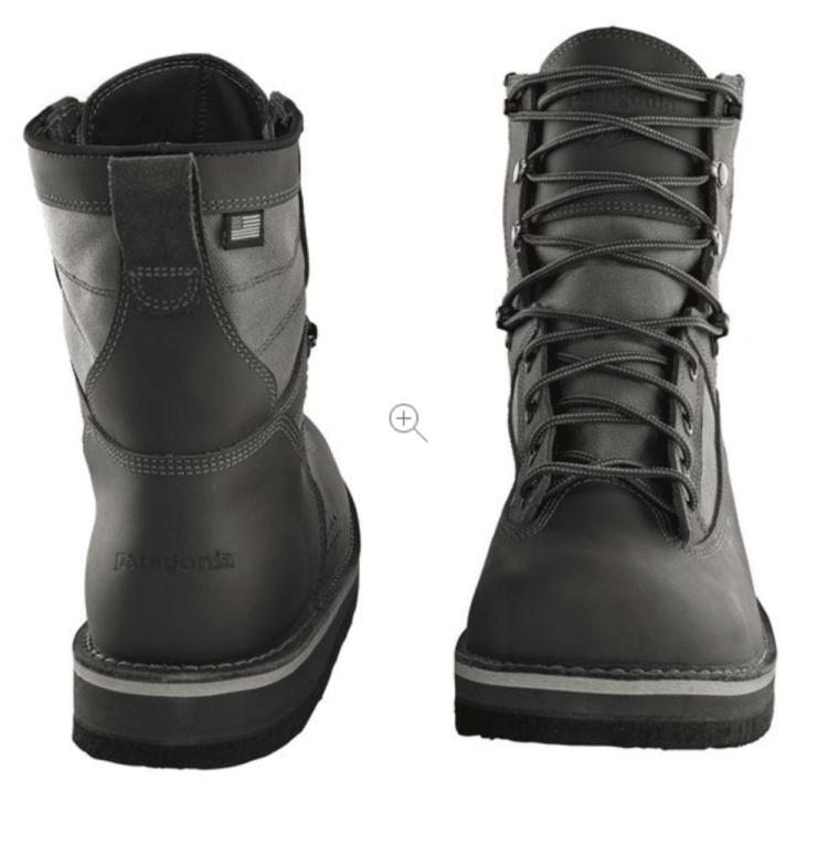 Patagonia Foot Tractor Wading Boots - Felt (Built By Danner)