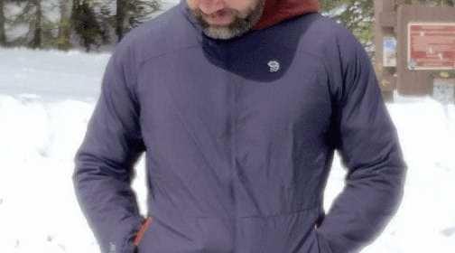 Mountain Hardwear Kor Preshell