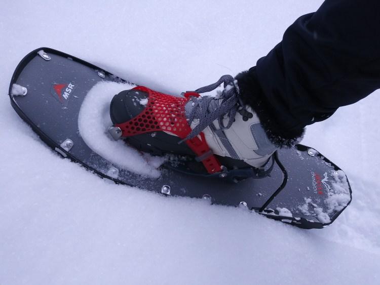 2019/20 MSR Lightning Ascent Snowshoes