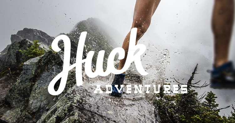 Huck Adventures_trail running