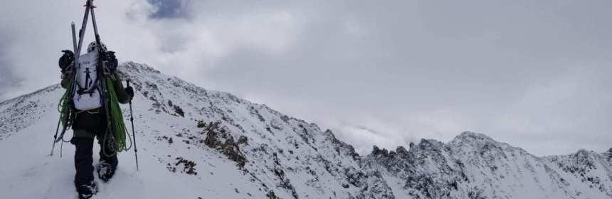 Will Coleman - Mountain Hardwear Scrambler pack