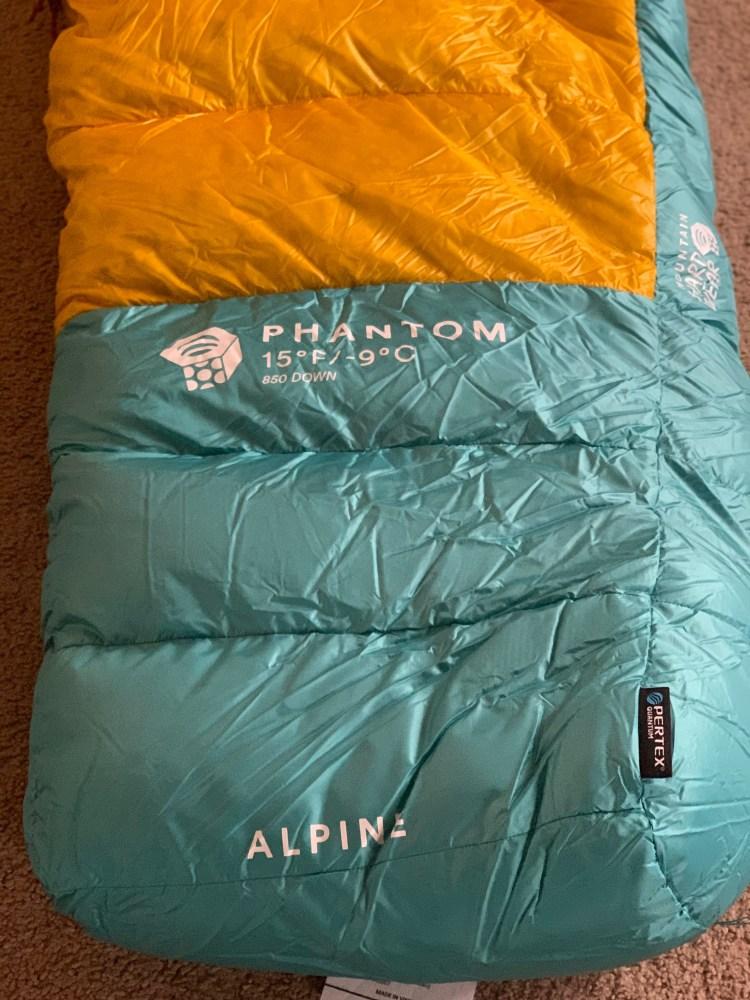 Mountain Hardwear Phantom Alpine Pertex Y-Fuse Engearment.com