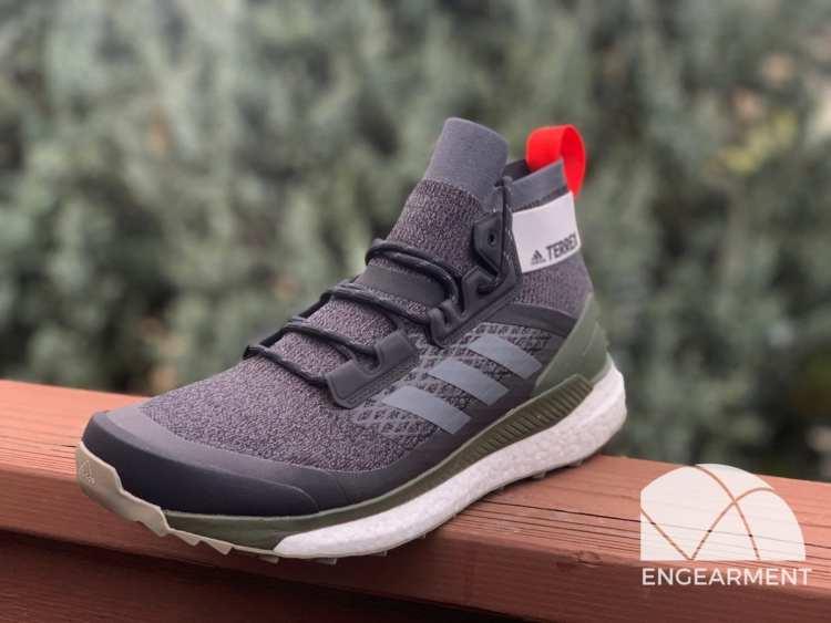 Adidas Terrex Free Hiker side