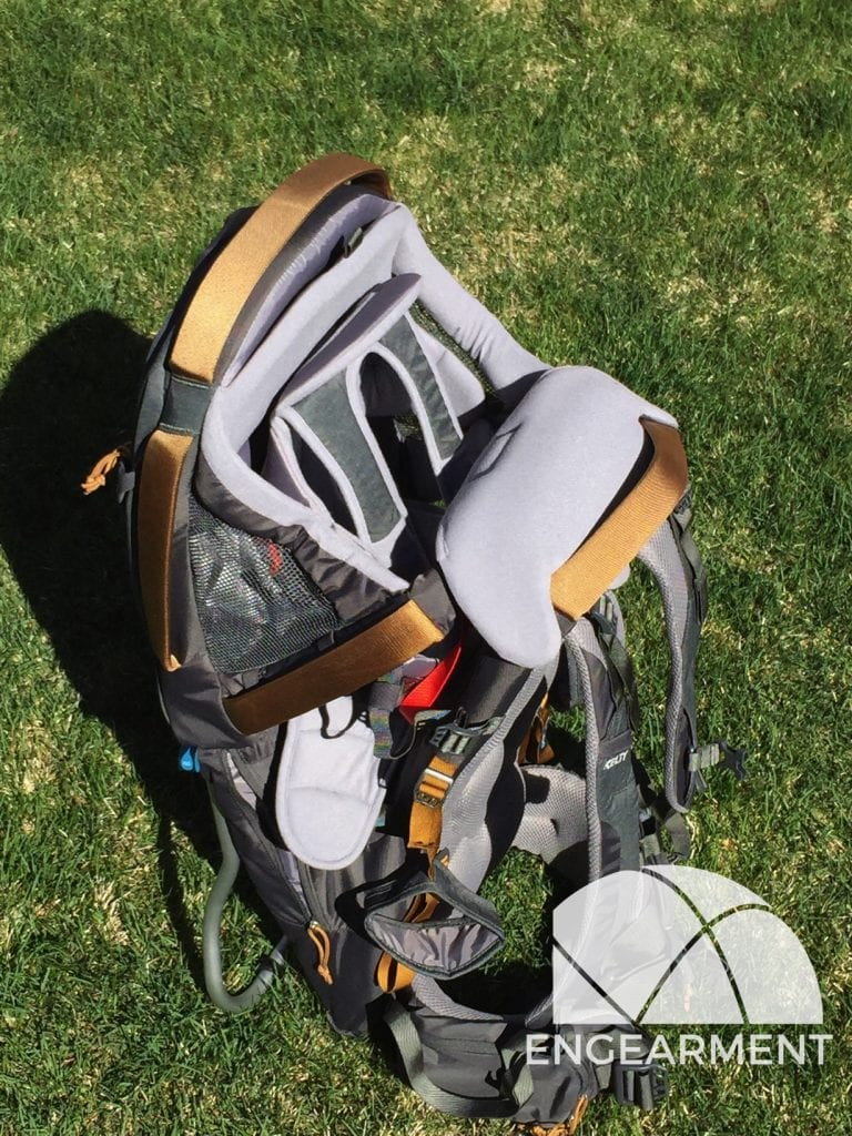 Kelty Journey Perfectfit Elite Backpack First Impressions 2
