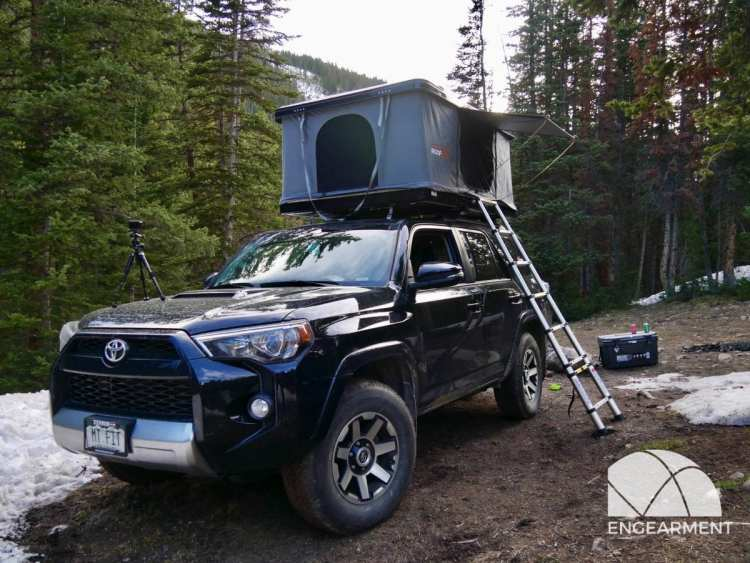 Roofnest Rooftent review