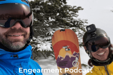 Engearment Podcast Sean Sewell and Monkii Dan - Stay Wild