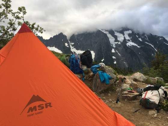 MSR Frontcountry Tarp Tent