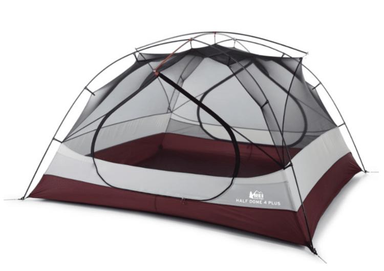 REI Co-op Half Dome 4 Plus Tent