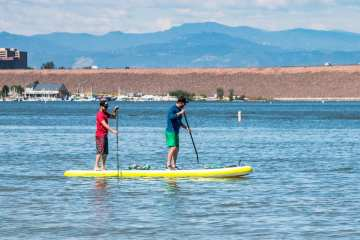 Red Paddle Co Voyager Tandem 15' Paddleboard 3