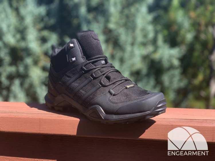 Adidas Terrex Swift R2 Mid GTX Boot Review Engearment.com