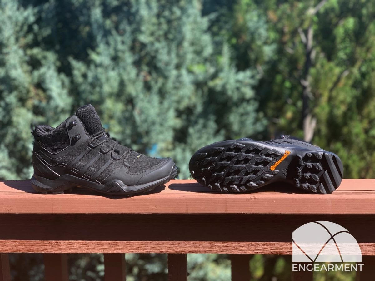 Adidas Terrex Swift R2 GTX Hiking Boot Incredible Grip