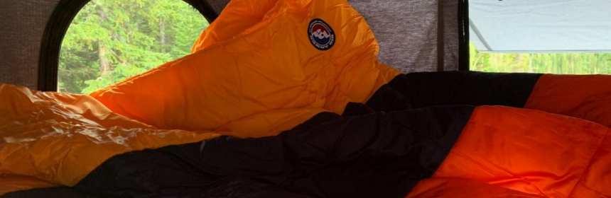 Big Agnes Dream Island Double Sleeping Bag Review - Engearment.com