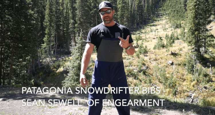 Patagonia SnowDrifter Bibs - Great Complete Snow Coverage 1