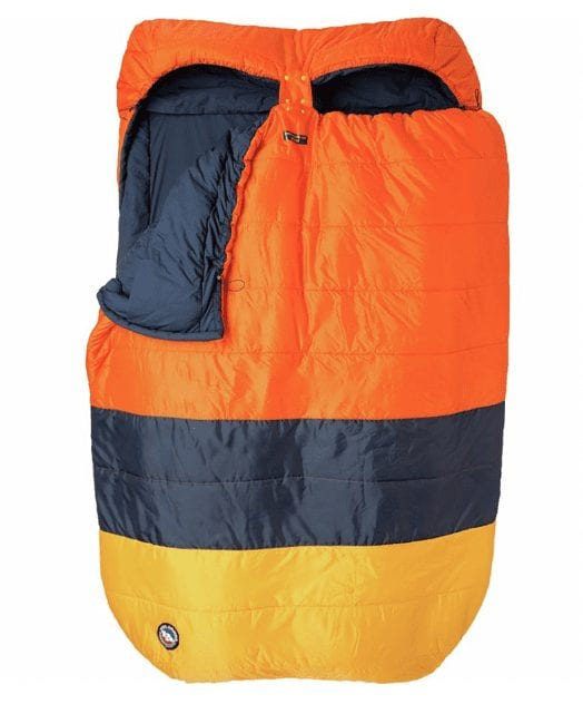 Big Agnes Dream Island Double Sleeping Bag Review - Engearment.com