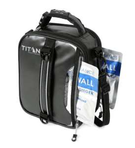 Titan Deep Freeze® Expandable Lunch Box