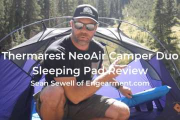 Thermarest NeoAir Camper Duo Sleeping Pad - Independent Comfort 2