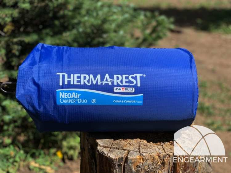 Thermarest NeoAir Camper Duo Sleeping Pad