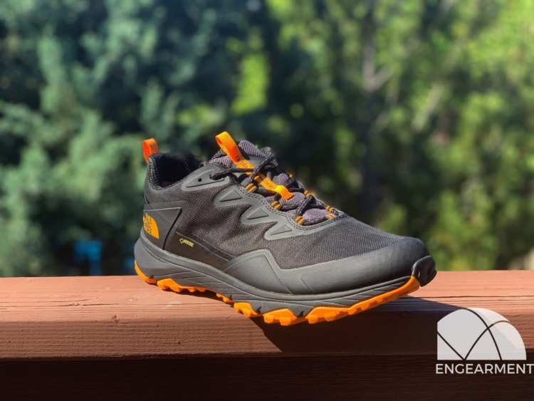 The North Face Ultra Fastpack III GTX Hiking Shoes