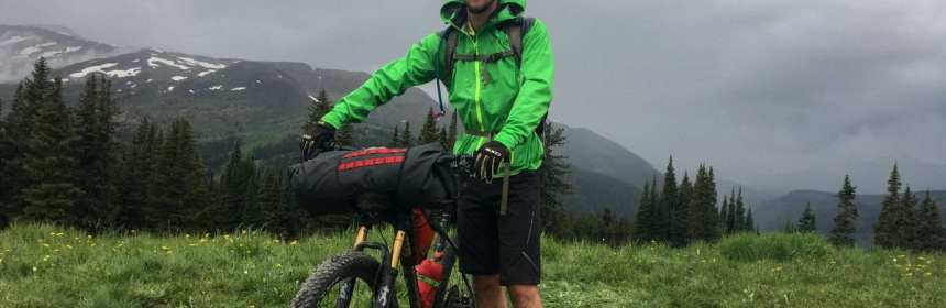 Showers Pass IMBA jacket Engearment