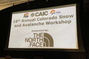 2019 Colorado Snow and Avalanche Workshop 4