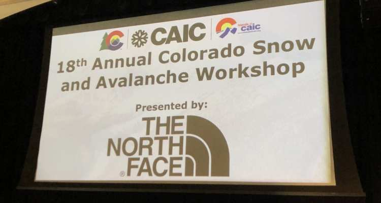 2019 Colorado Snow and Avalanche Workshop 1