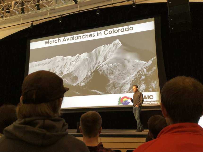 2019 Colorado Snow and Avalanche Workshop
