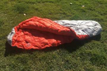 Sea to Summit Flame III Womens Ultralight Sleeping Bag