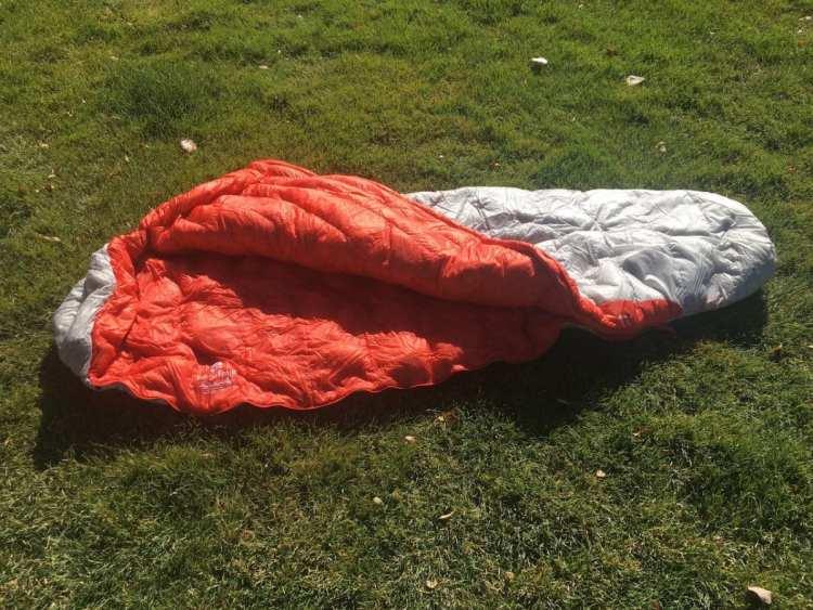 Sea to Summit Flame III Womens Ultralight Sleeping Bag - Amazingly Light 1