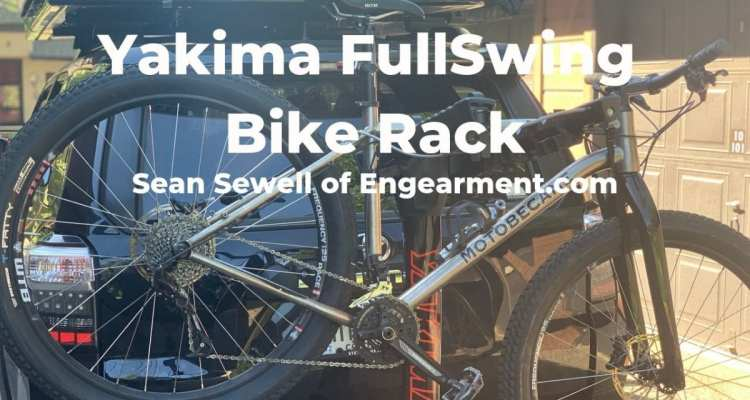 Yakima FullSwing Bike Rack
