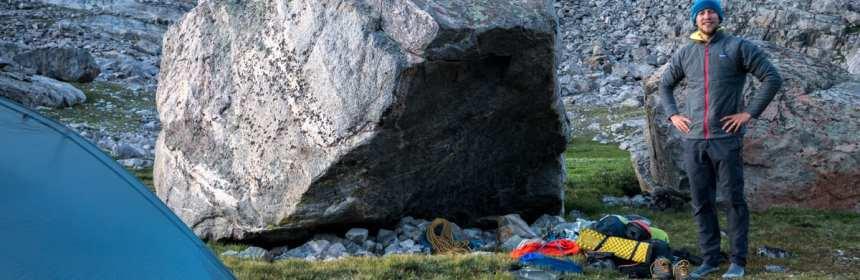 Patagonia Nano-Air Pants - Awesome Winter Camping Pant 1