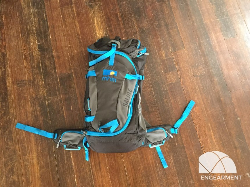 Mile High Mountaineering Salute 34 Backpack