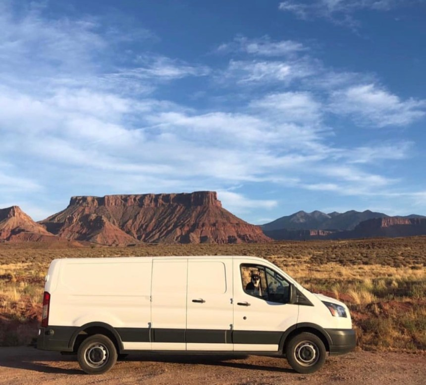 The Call of the Van - Will Coleman Engearment