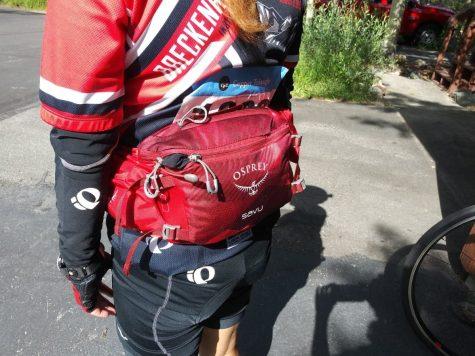 Osprey Savu Mountain Biking Lumbar Pack