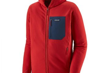 Patagonia R2 Techface Hoody - A Bomber Fleece Crosslayer 2