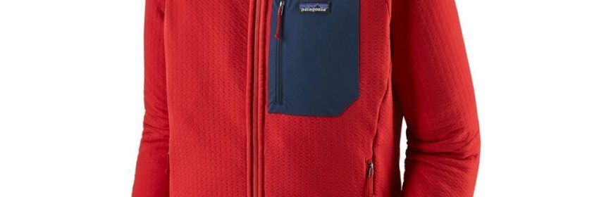 Patagonia R2 Techface Hoody - A Bomber Fleece Crosslayer 1