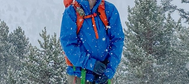 Patagonia Ascensionist Jacket (Mens) -  A Great, Light Technical Shell 1